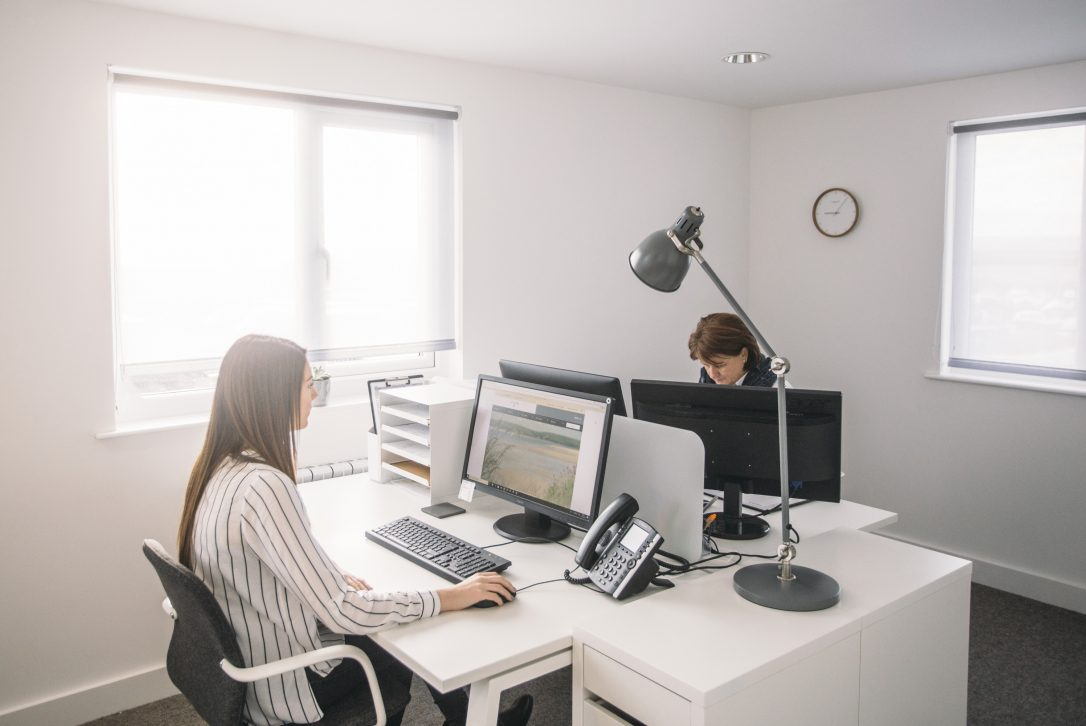 Latitude50 office in Rock, North Cornwall
