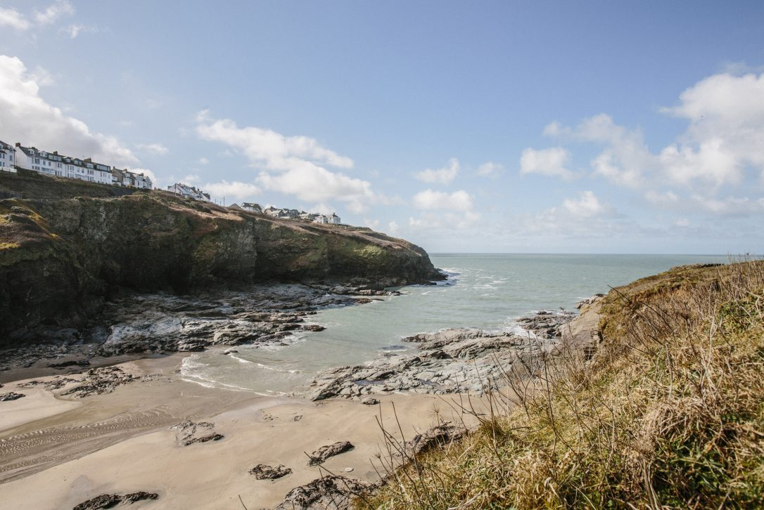 Port Gaverne was one of the filming locations for the Fisherman's Friends movie