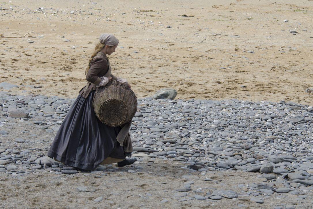 Katy as a Miner's Wife in Poldark