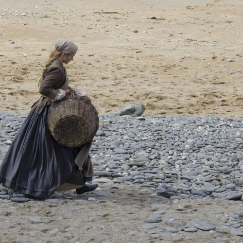 Katy as a Miner's Wife in Poldark