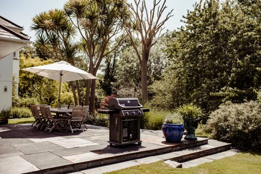 Buzza Vean, a self-catering property in Rock, North Cornwall with large garden and swimming pool