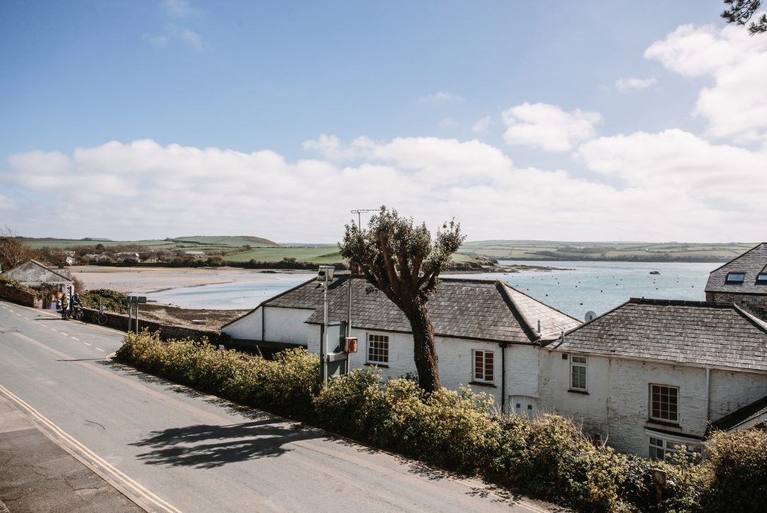 View from 2 Slipway, a self-catering holiday home in Rock, North Cornwall