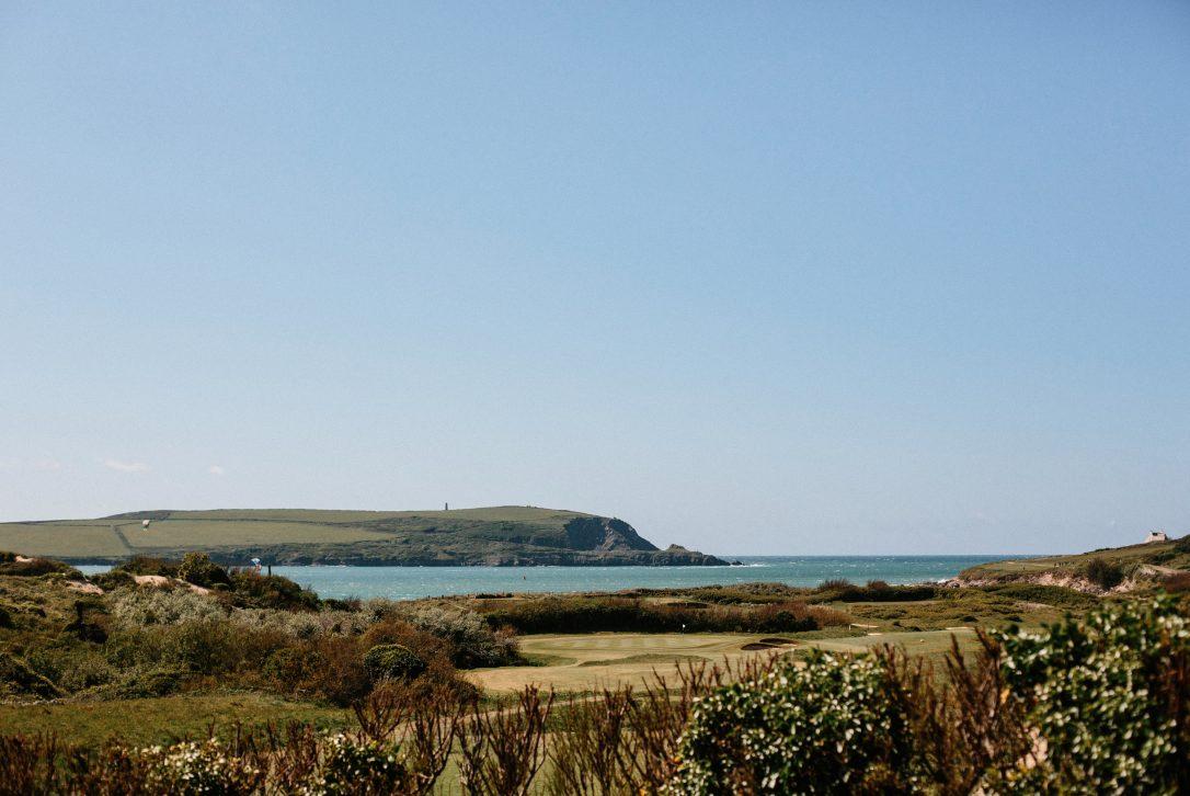St Enodoc Golf Course, Rock, North Cornwall