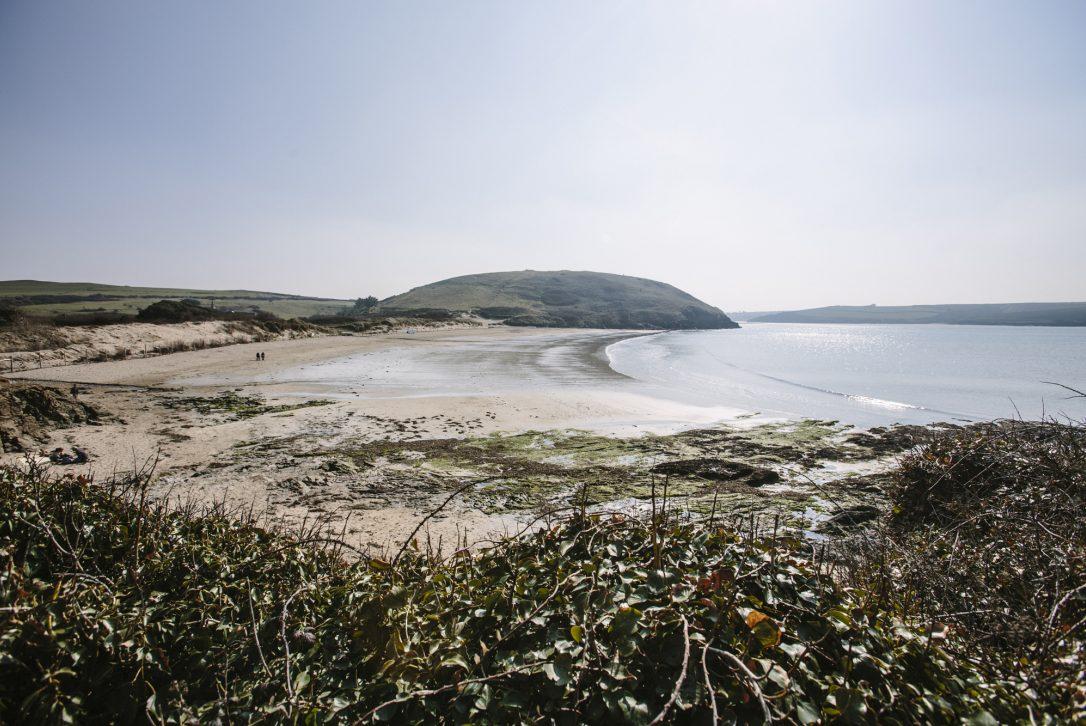 Daymer Bay, North Cornwall