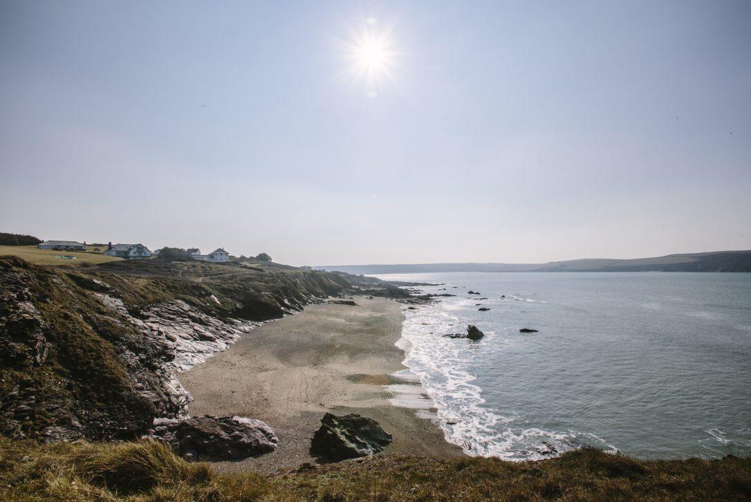 Greenaway Bay, North Cornwall