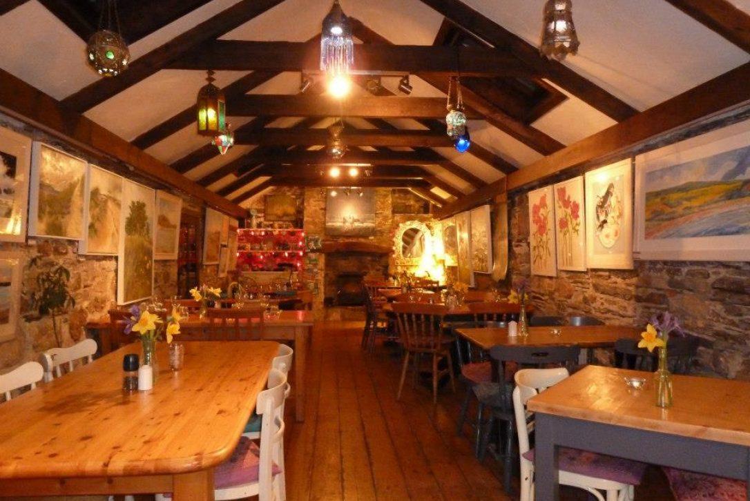 The Mowhay Café, Trebetherick