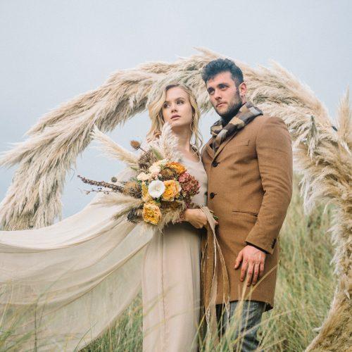 Wedding in Rock, North Cornwall