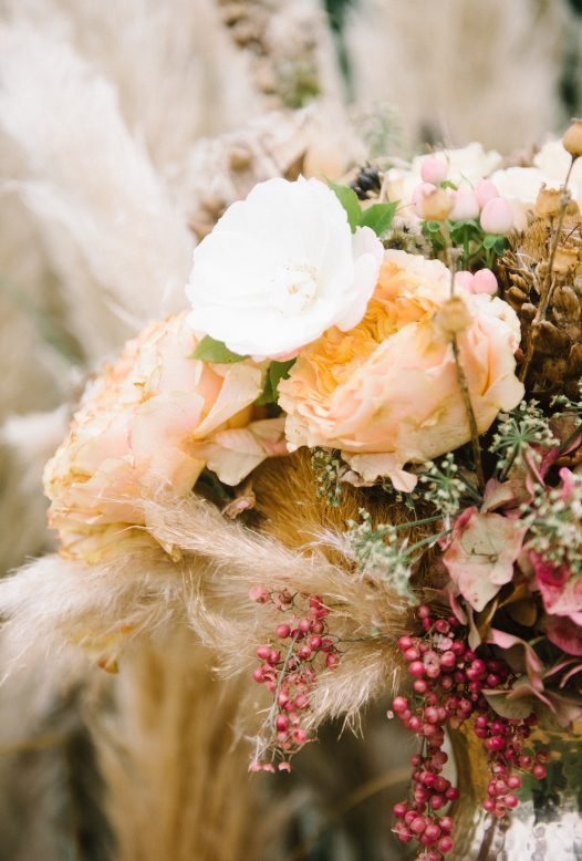 Autumn wedding inspiration for a North Cornish wedding