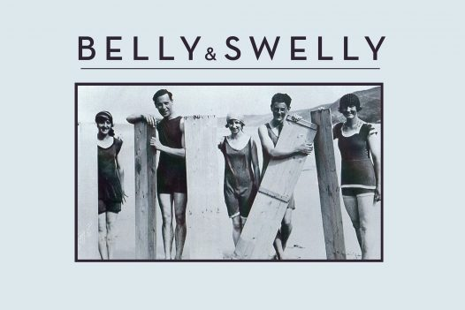 Swelly and Belly Sessions, Baby Bay, Polzeath, North Cornwall