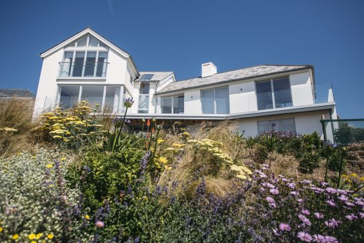 Carn Mar, winner of the Self Catering Accommodation of the Year award at the Cornwall Tourism Awards