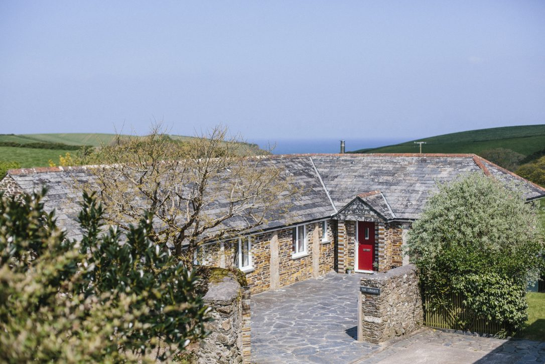 The Linhaye, a self-catering holiday property in Port Isaac, North Cornwall