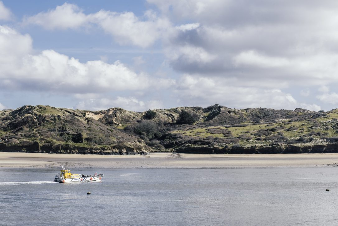 Ferry to Padstow, Rock, North Cornwall