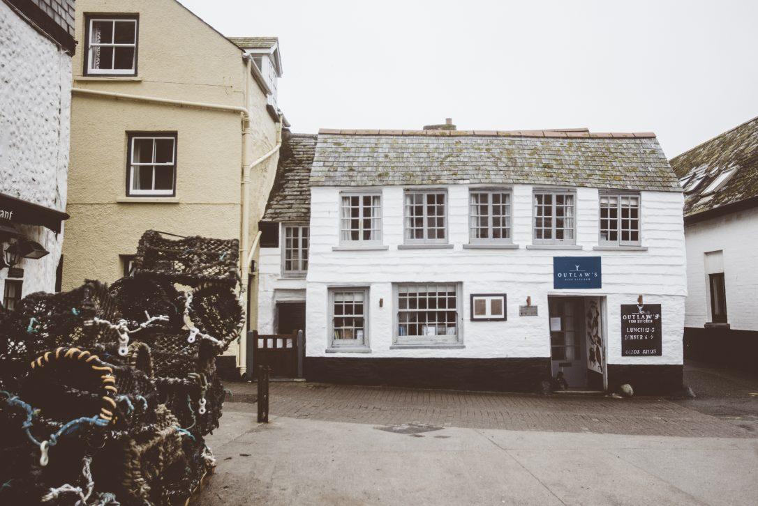 The Fish Kitchen, Port Isaac, North Cornwall