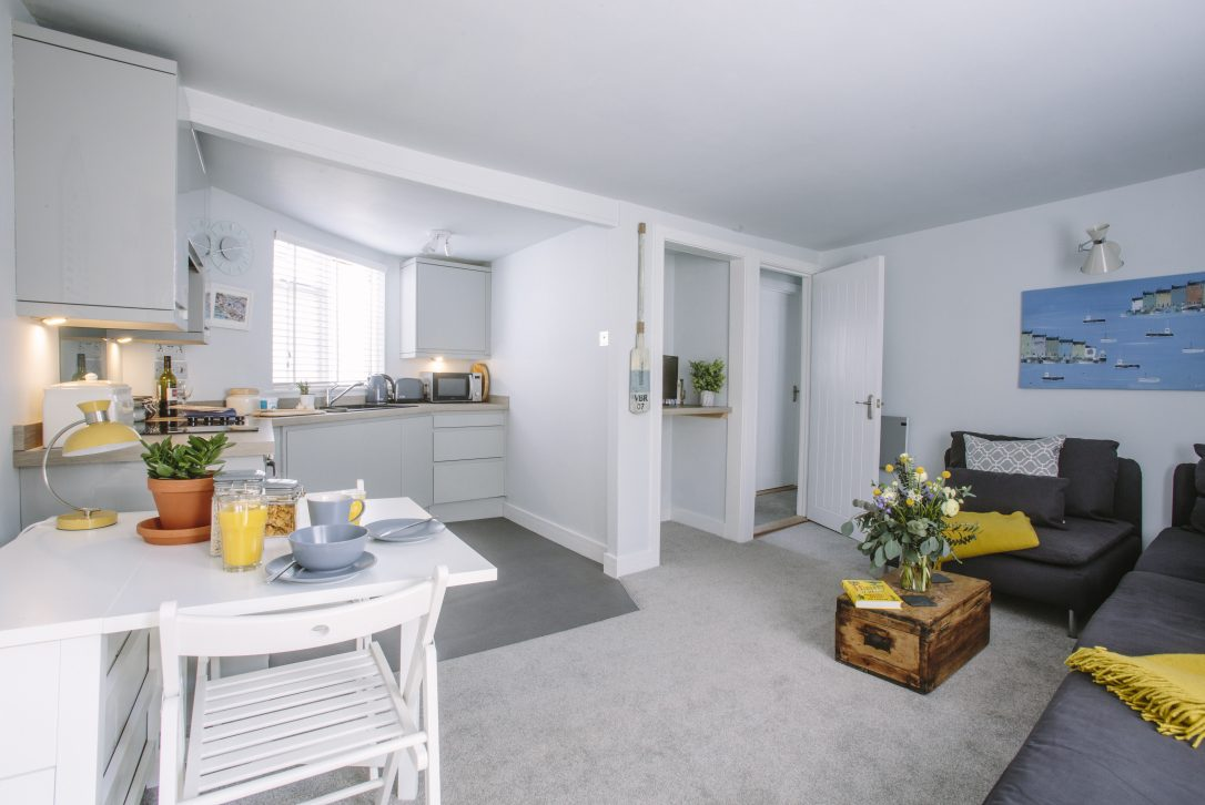 2 The Old Bakehouse, a self-catering apartment in Port Isaac, North Cornwall