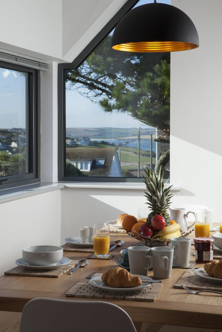 Endymion a self-catering holiday home in North Cornwall