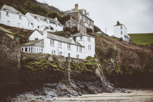 Port Isaac is used as a location for the Doc Martin TV series