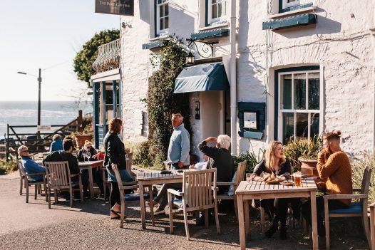 The Port Gaverne Hotel and Restaurant