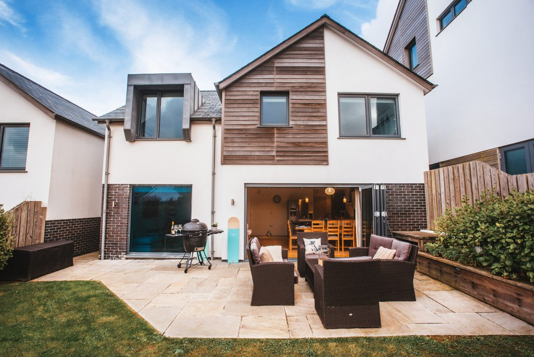 Clifden, a self-catering holiday home in Polzeath, North Cornwall