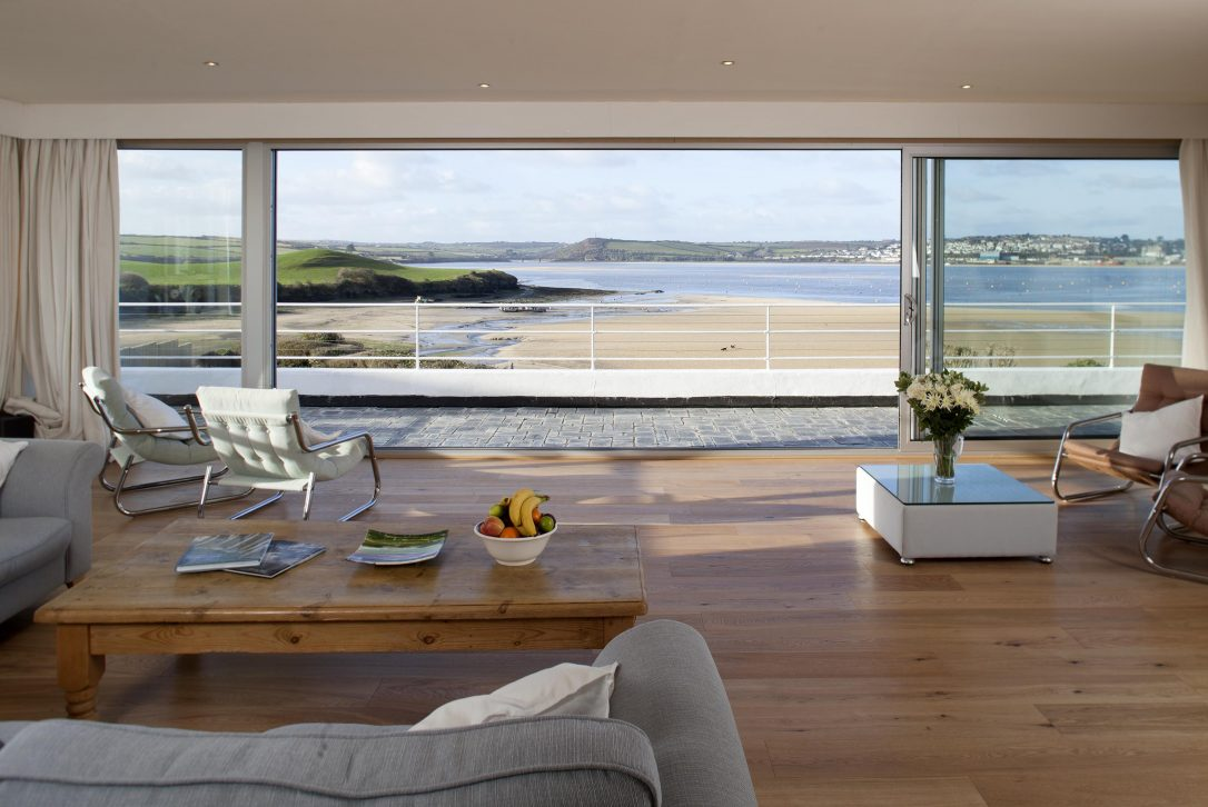 Mullets, a self-catering holiday home in Porthilly, Rock, North Cornwall