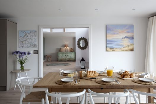 Compit a self-catering holiday home in Polzeath, North Cornwall