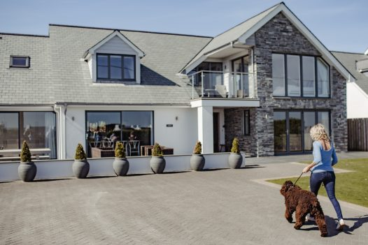 Compit in Polzeath is just one of many of our dog-friendly properties