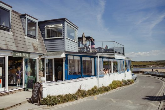 The Blue Tomato in Rock is a dog-friendly cafe