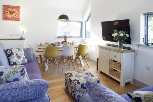 Endymion a self-catering holiday home in New Polzeath, North Cornwall