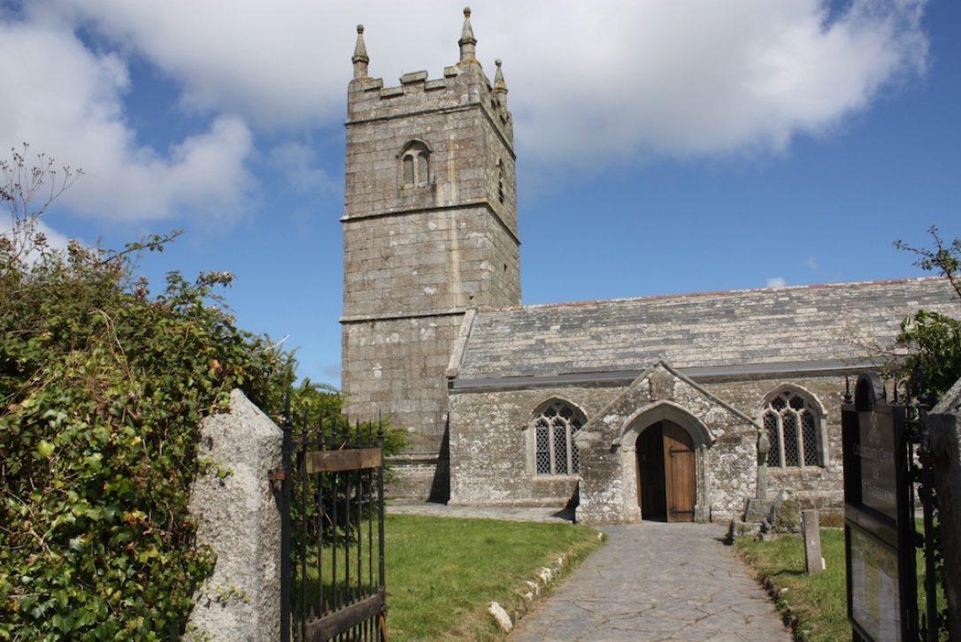 St Endellion Church, North Cornwall