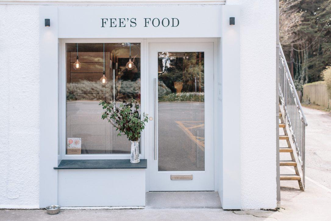 Fee's Food in Rock, North Cornwall