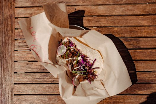 The Taco Boys, one of our top picks for places to eat in Polzeath, North Cornwall