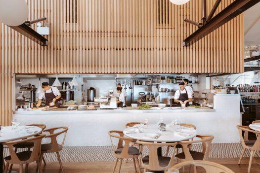 Jamie Oliver's Fifteen Cornwall, Newquay, North Cornwall