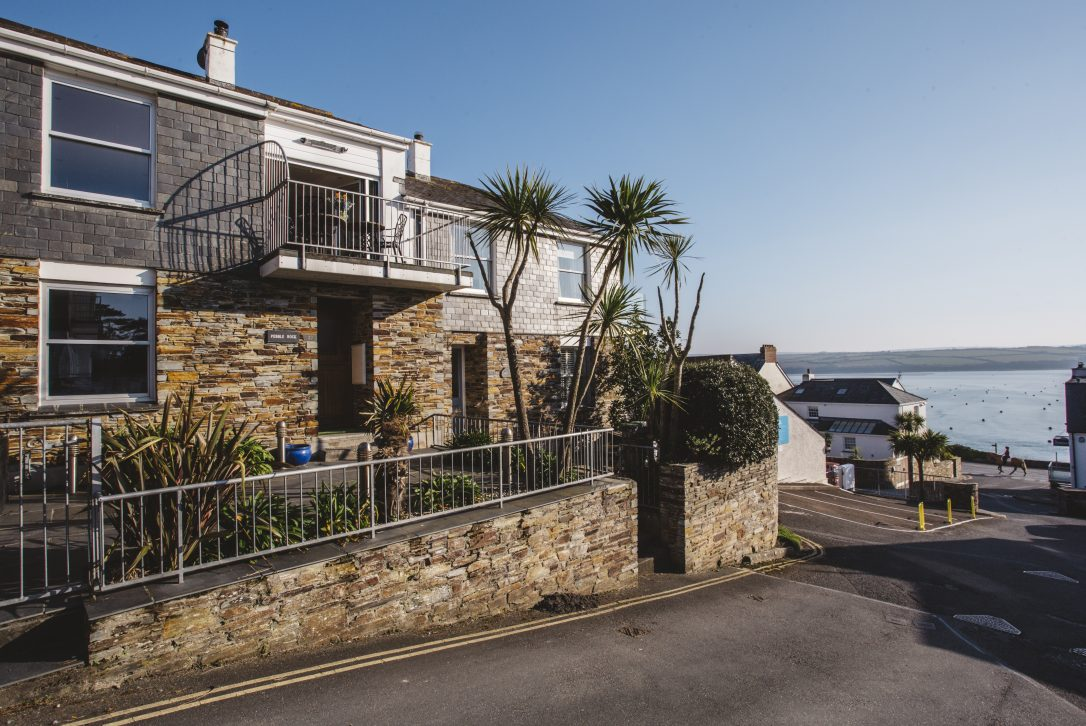Pebble Rock is a cosy townhouse in the heart of Rock, perfect for a Valentine's Day break in North Cornwall