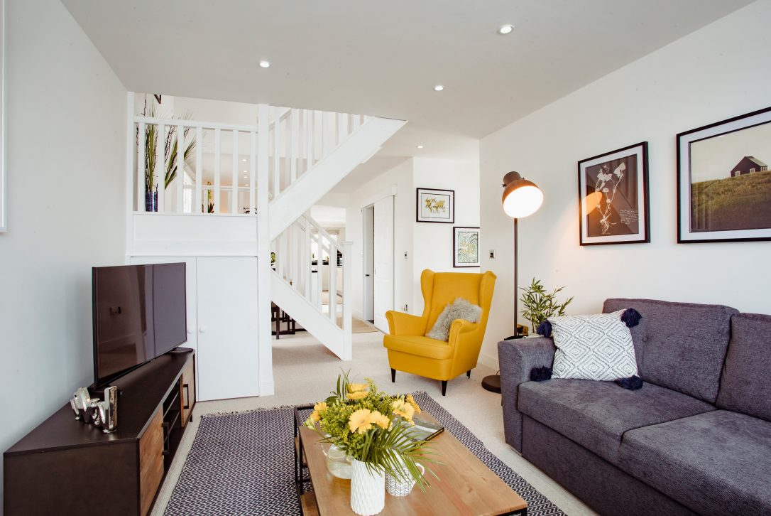 The Port House in Port Isaac provides a stylish base for a romantic getaway