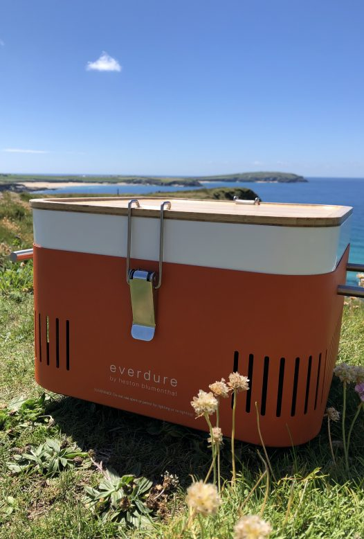 Seven tips for seven days of beach barbecues by Kernow Fires