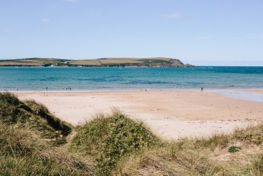Appleby is within walking distance of Daymer Bay beach
