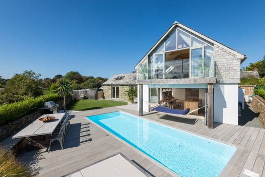 Fiddlesticks a self-catering holiday home in Rock, North Cornwall, available on a low occupancy rate.