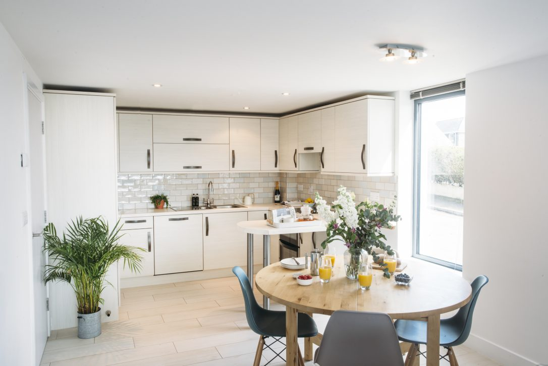 No 5 Tregales, a self-catering holiday home in New Polzeath, North Cornwall