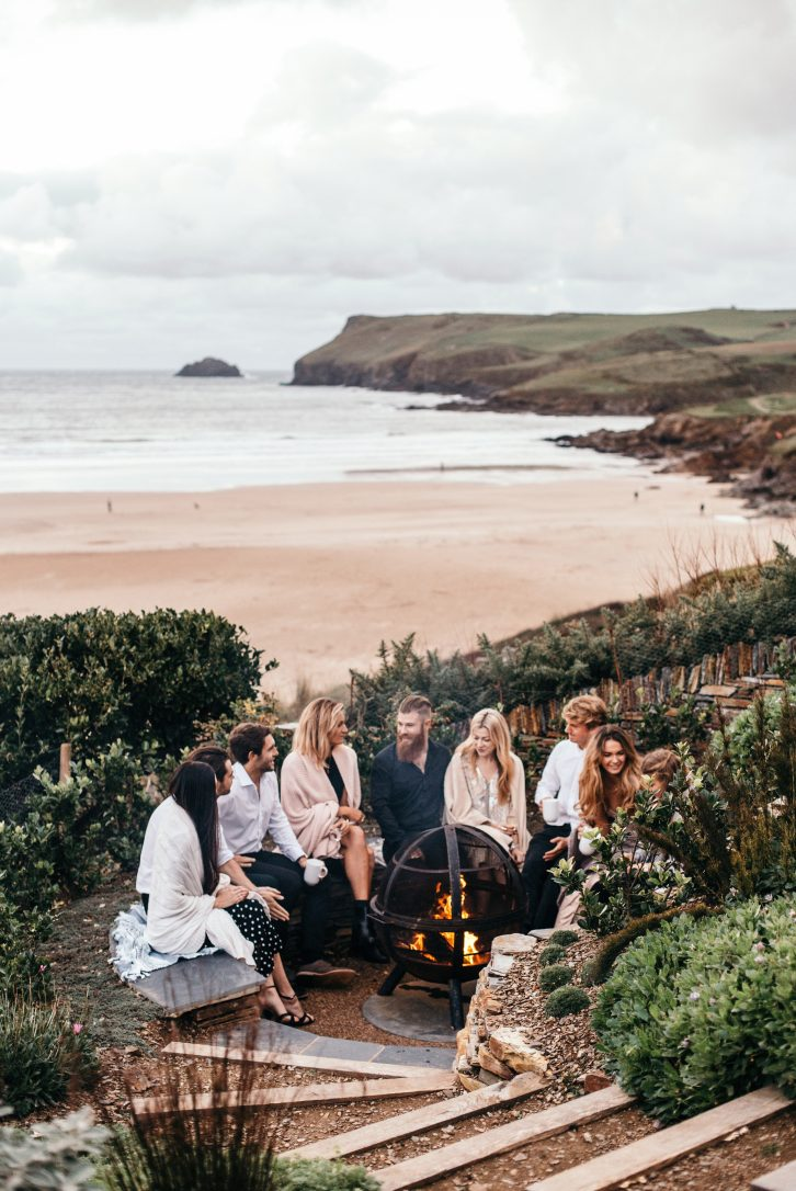 Carn Mar, a self-catering holiday home in Polzeath, North Cornwall