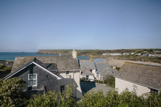 Ivy Cottage, New Polzeath, North Cornwall, available to book for 2019