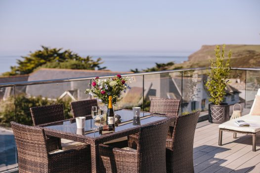 The Penthouse, New Polzeath, North Cornwall, available to book for 2019