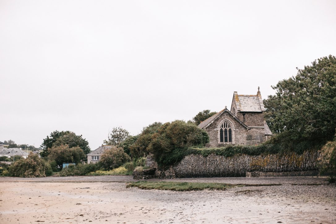 St Michael's Church, Porthilly, Rock, North Cornwall