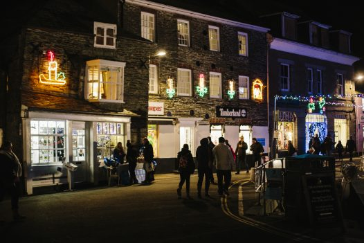 Padstow shops