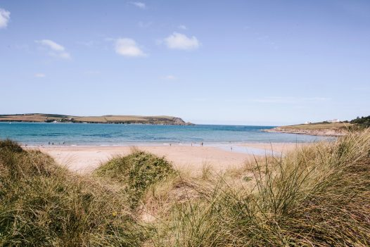 Daymer Bay is just a short drive away from Penquite, a self-catering holiday cottage near Port Isaac