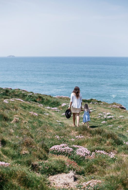 Penquite is perfect for a walking holiday with the South West Coast Path taking in nearby Port Isaac