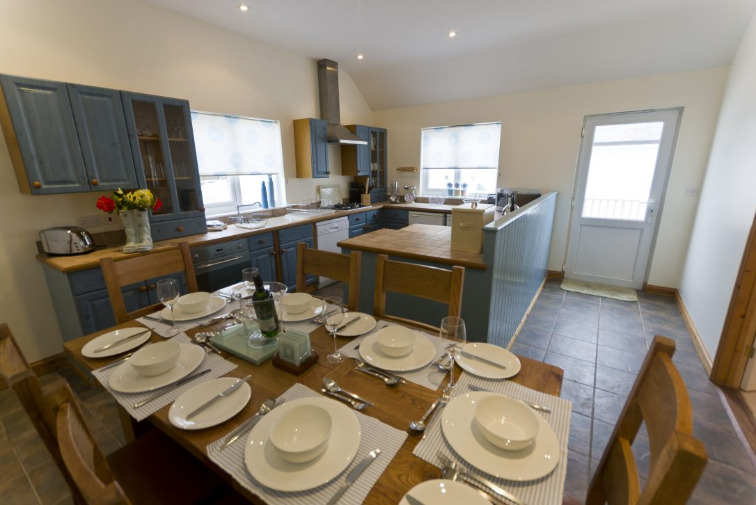 Cribba, a self-catering holiday cottage near Port Isaac, North Cornwall