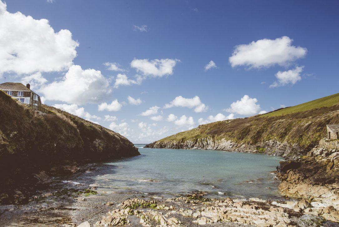 Port Quin Bay, North Cornwall