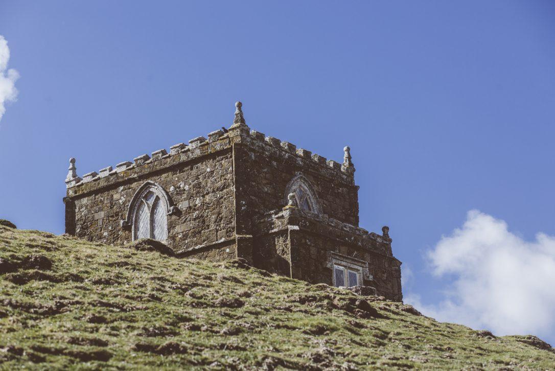 Doyden Castle, Port Quin, North Cornwall
