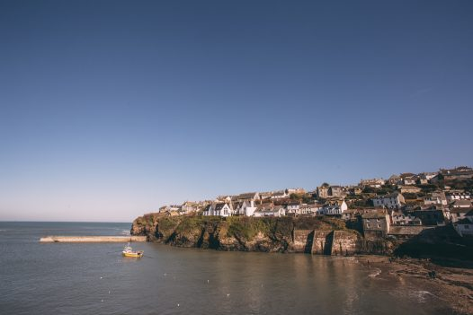 Properties a short drive from Port Isaac