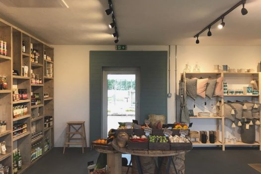 Browse the local produce at St Kew Farm Shop, the perfect rainy day activity in North Cornwall
