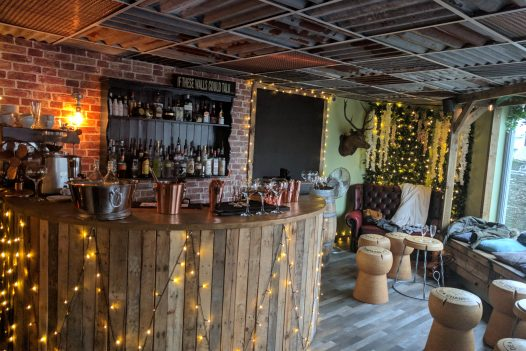 Enjoy some cocktails in Wadebridge, the perfect rainy day activity in North Cornwall